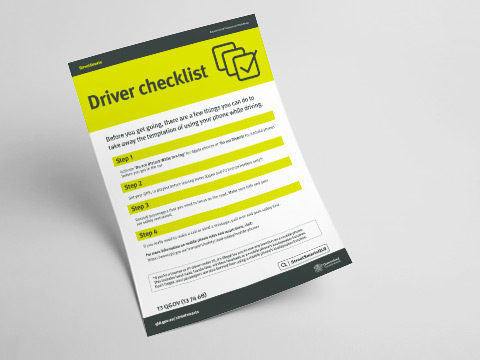'Do Not Disturb' - Checklist