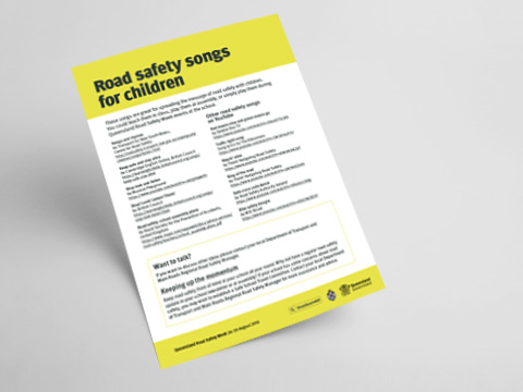 Road Safety Songs