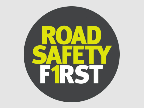 Road Safety F1rst - lockup