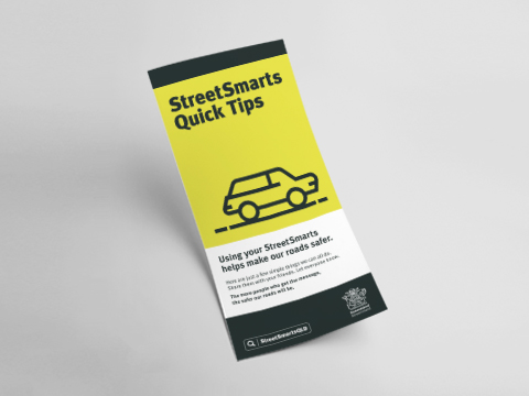 StreetSmarts Quick tips - DL flyer