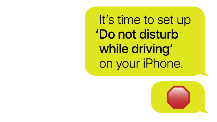 It's time to set up 'Do not disturb while driving' on your iPhone